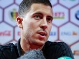 Азар: «Реал» мог бы меня заинтересовать»