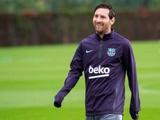 Месси будет тренироваться с «Барселоной», чтобы избежать санкций со стороны клуба