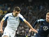 «Мальме» — «Динамо»: опрос на лучшего игрока матча