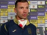 Андрей Шевченко: «Думаю, есть смысл именно в таких играх, с таким соперником рисковать»