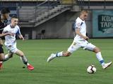 «Динамо» — лидер сезона УПЛ по числу ударов по воротам