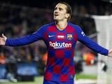«Барселона» выставит Гризманна на трансфер