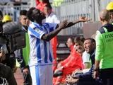 В матче чемпионата Италии футболист покинул поле из-за расистских оскорблений фанатов (ВИДЕО)