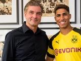 Молодой талант «Реала» перешел в дортмундскую «Боруссию»