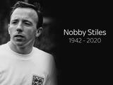 Скончался чемпион мира 1966 года Нобби Стайлз