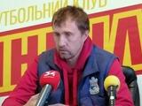Сергей Лавриненко: «Столько камер, сколько будет на завтрашнем матче «Ингульца», стадион в Петрово точно никогда не видел»