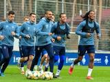 «Динамо»: подготовка к завершающим матчам сезона