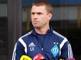 Сергей РЕБРОВ: «Теодорчик хочет как можно быстрее влиться в наш коллектив»