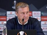 «Динамо» — «Челси» — 0:5. Послематчевая пресс-конференция (ВИДЕО)