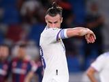 Бэйл пропустит оба матча «Реала» против «Шахтера» в Лиге чемпионов
