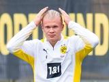 Холанд признан лучшим футболистом августа в Бундеслиге