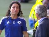 Ева Карнейро: «Лучше быть потаскухой, чем смотреть на игру команды Моуринью»