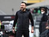 Стало известно, когда «Шахтер» официально объявит о назначении Де Дзерби главным тренером