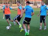 ФОТОрепортаж: тренировка сборной Украины в Конча-Заспе (32 фото)