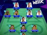 УЕФА опубликовал символическую сборную недели в Лиге чемпионов. Господство «Ливерпуля» (ФОТО)