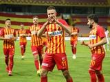 «Кайсериспор» Кравца, завершивший сезон на последнем месте, сохранил прописку в турецкой суперлиге