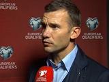 Андрей ШЕВЧЕНКО: «Эта победа очень важна с точки зрения дальнейшей борьбы в нашей группе»