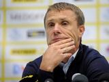 Сергей РЕБРОВ: «Когда завершится групповой турнир, тогда и поговорим о раскладах»