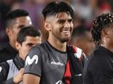 Карлос Самбрано «привез» гол в матче Перу с Уругваем (ВИДЕО)
