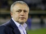 Игорь Суркис: «Смотрю на подписание нового контракта с Хацкевичем абсолютно оптимистично»