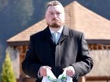 Исполнительный директор «Карпат» Ростислав Ящишин: «Здоровье важнее, чем очки»