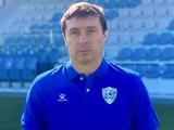 «Минай» назначил нового главного тренера вместо Кобина
