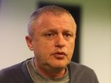 Игорь Суркис: «Пока я не вижу с этой игрой, каким образом мы можем попасть в Лигу чемпионов»