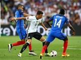 Евро-2016. 1/2 финала. Германия — Франция — 0:2 (ВИДЕО)