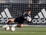 Лунин попал в заявку «Реала» на матч за Суперкубок УЕФА