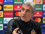 Луиш Каштру: «Я предпочел бы сыграть с «Реалом» в тот период, когда у нас нет потери 13-ти футболистов...»