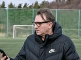 Вячеслав Заховайло: «Не верю, что Цыганков выйдет на поле с первых минут...»