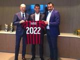 Сусо: «Я буду отдавать все силы ради «Милана»