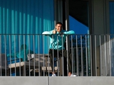 Сантуш о коронавирусе у Роналду: «Он в порядке. Общается с нами с балкона, говорит, что хочет играть»