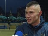 Александр Зубков: «Тяжелый график игр сборной? Будем выходить из этой ситуации»