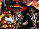 Болельщики сборной Германии: «Если в сборной Украины все футболисты уровня Коноплянки, то их не стоит бояться»