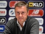 «Динамо» — «Львов» — 0:1. Послематчевая пресс-конференция (ВИДЕО)