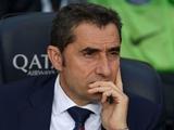 Эрнесто Вальверде: «Барселона» хотела выиграть что-то, чтобы показать, что все в порядке»
