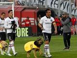 Футболисты «Коло-Коло» вышли на матч с собаками из приюта (видео)