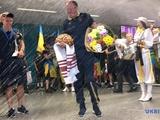 Триумфальное возвращение сборной Украины U-20 домой: как болельщики встречали чемпионов мира в Киеве (ФОТО, ВИДЕО)