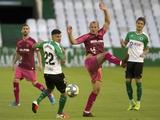 Зозуля в одном матче за «Альбасете» заработал пенальти — для своей команды, и удаление — для соперника (ВИДЕО)