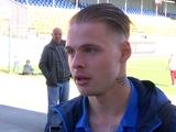 Богдан Леднев: «В «Заре» много знакомых по «Динамо» и «Днепру»