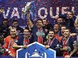 ПСЖ — четырнадцатикратный обладатель Кубка Франции