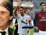 Семья Мальдини сыграла за «Милан» 1000 матчей в чемпионате Италии