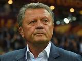 Мирон Маркевич: «Для сборной Украины лучше было бы сыграть в этом году. Команда была на ходу...»