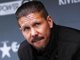 Симеоне: «Всегда думаю, что скоро меня уволят из «Атлетико»