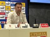 Младен Крстаич: «Украина — хорошая команда, и отсутствие Мораеса на нее никак не повлияет»