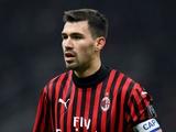 Защитник «Милана» Романьоли хочет уйти в «Лацио»