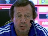 «Фейеноорд» — «Динамо» — 0:1. Послематчевая пресс-конференция