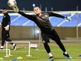 Максим Коваль пропустил курьезный гол в чемпионате Саудовской Аравии (ВИДЕО)