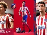«Атлетико» представил новую форму на следующий сезон (ФОТО)